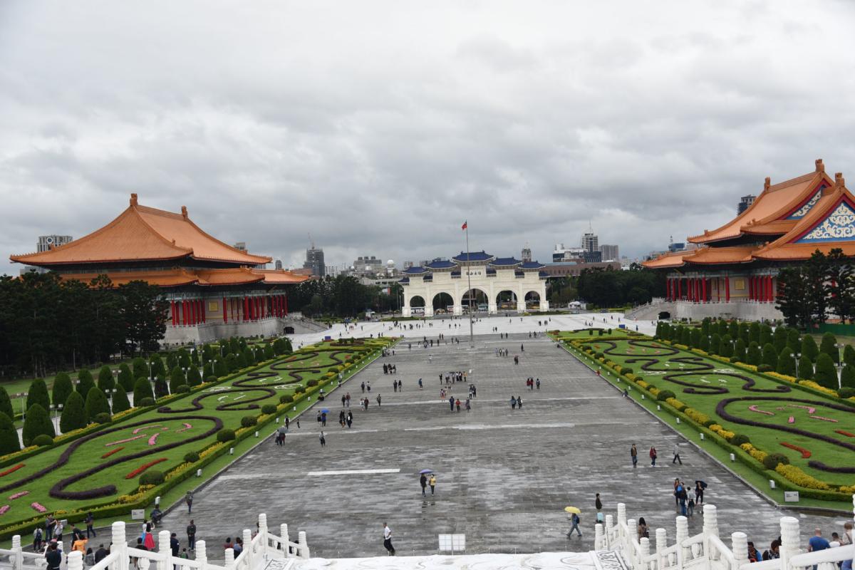 夫婦旅行 台湾