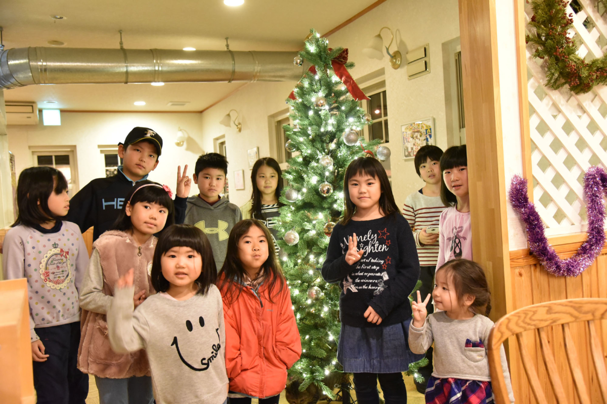 花茶のクリスマス