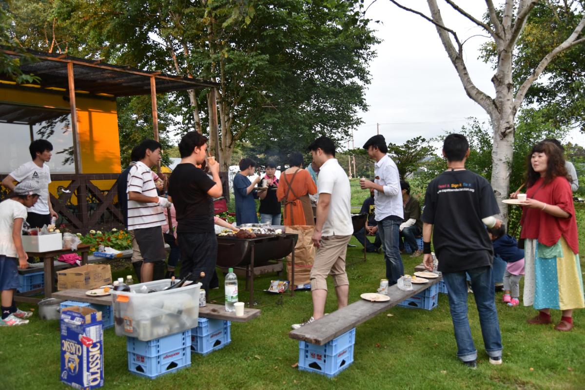 北海道らしく夏