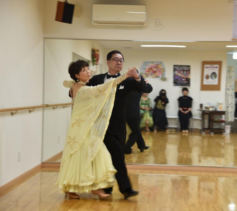 社交ダンス(^^♪