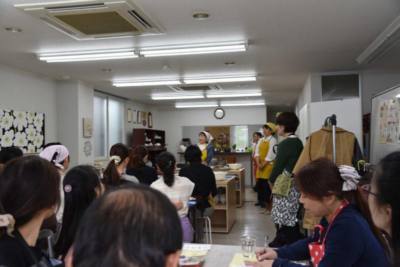 ピリカの料理講習会inKINA