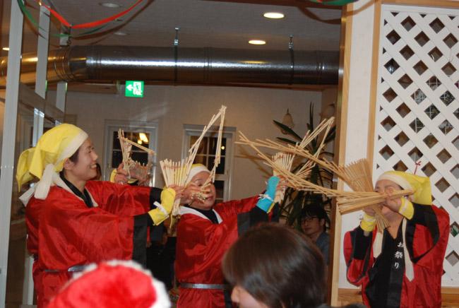花茶クリスマスパーティ(12月18日)