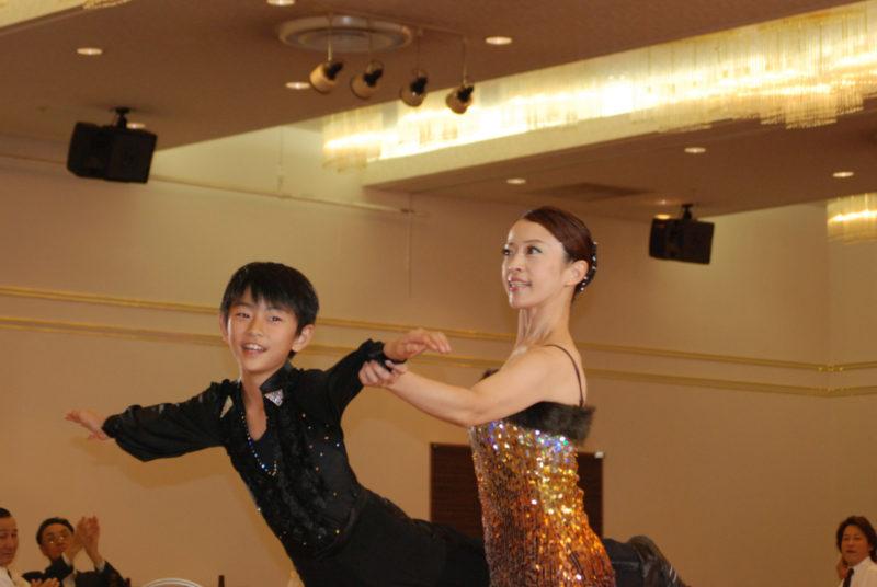 ダンス、ダンス、ダンス♪