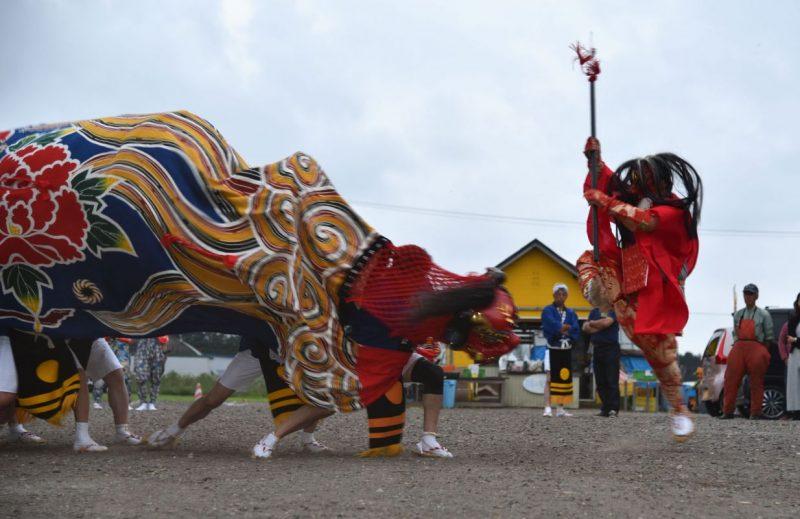 わが村(泉郷)の秋祭り