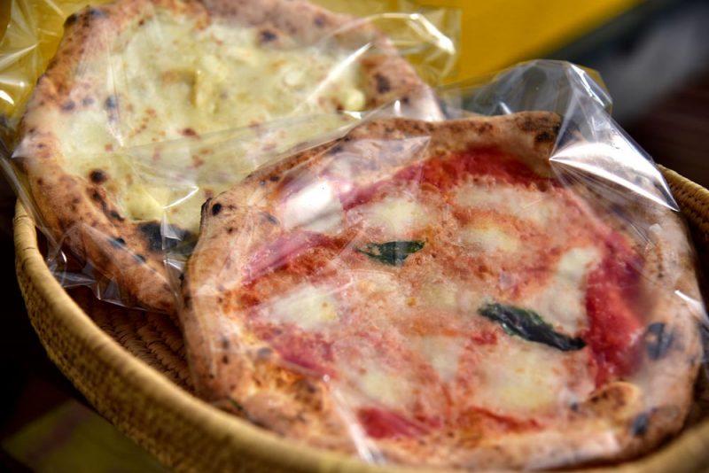 冷凍ピッツァの地方発送もお受けしています。